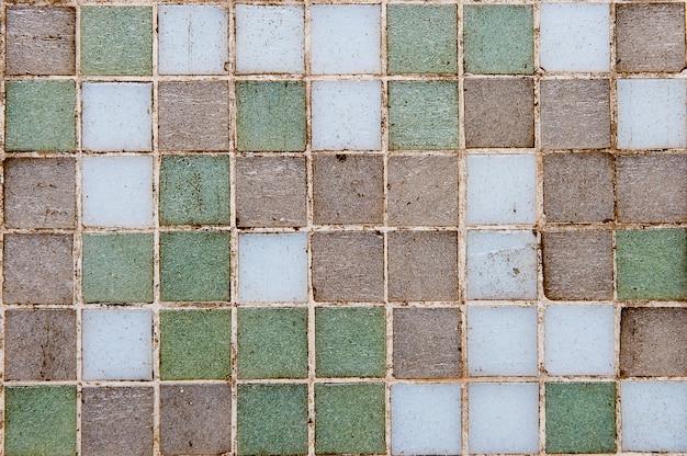Vierkante textuur