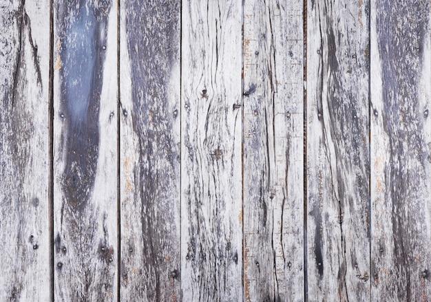 Vies vintage bruin hout met vlek