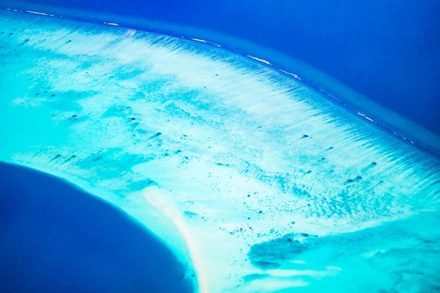 View kust reizen eiland landscape