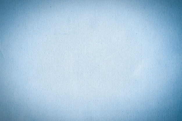 Vignet blauw geweven textiel
