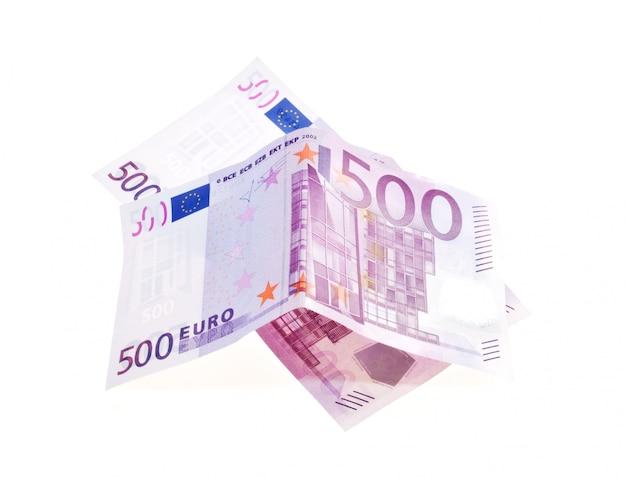 Vijfhonderd euro factuur
