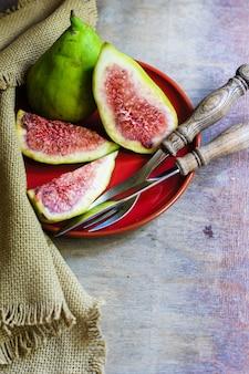 Vijgenboomfruit