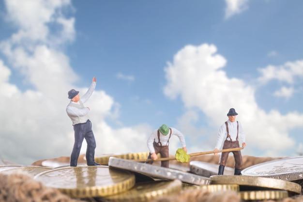 Vind geldontdekking en zoek de markt voor uw bedrijf.