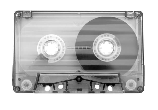 Vintage audiocassette