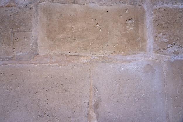 Vintage bakstenen muur textuur achtergrond.