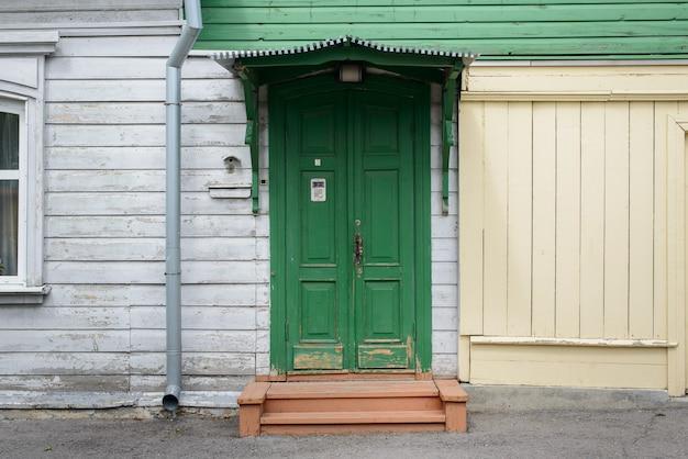 Vintage deur
