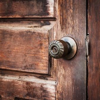 Vintage deurgreep