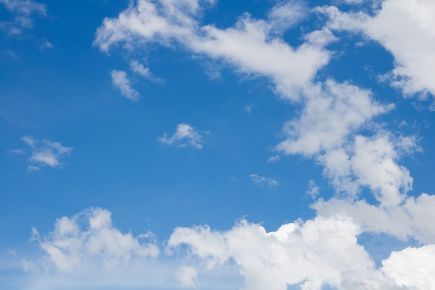 Vintage dynamische cloud en lucht textuur voor achtergrond abstract