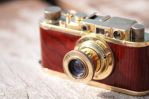 Vintage filmcamera