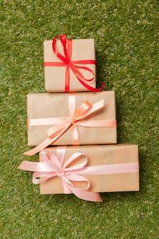 Vintage geschenkdoos