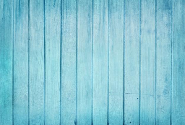 Vintage geschilderde houten muur, textuur van blauwe pastelkleur met natuurlijke patronen voor ontwerpkunstwerk.