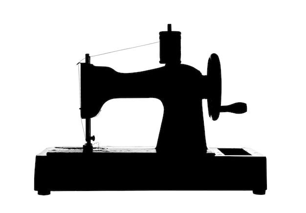 Vintage handnaaimachine