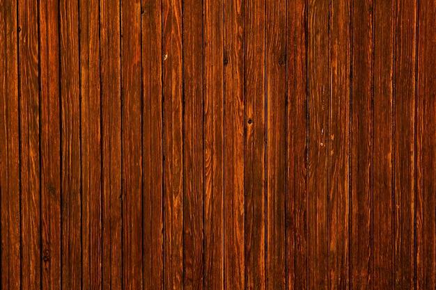 Vintage houten donkere horizontale planken