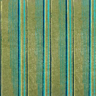 Vintage houtsnede-afdruk van japans textiel van shima-shima (1904) van furuya korin. digitaal enhan