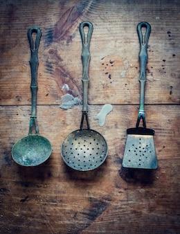 Vintage keukengerei