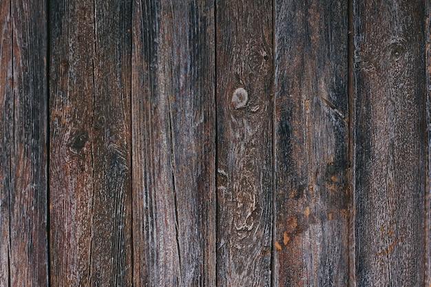 Vintage kleur houten achtergrond als textuur
