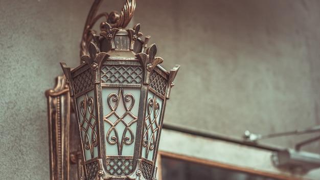 Vintage lamplicht