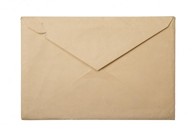 Vintage pakket voor correspondentie