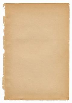 Vintage papier