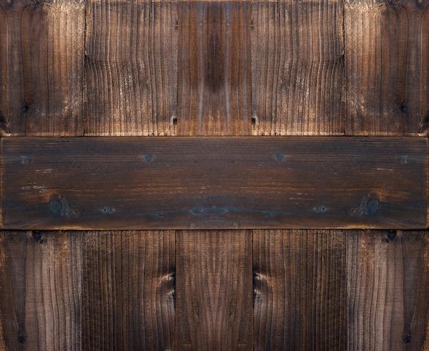 Vintage rustieke houten paneel achtergrond. abstracte achtergrond. behang