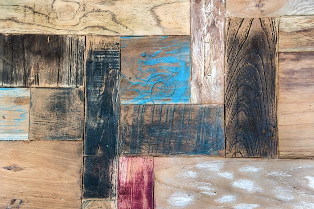 Vintage rustieke houten textuur