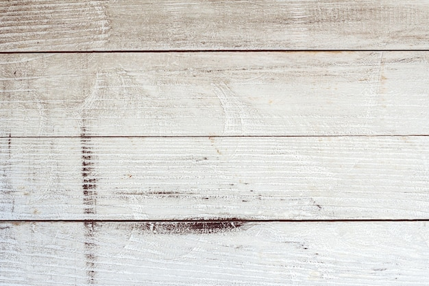 Vintage witte hout achtergrondstructuur