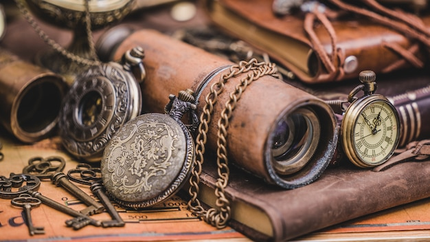 Vintage zakhorloge