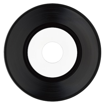 Vinylplaat met whitelabel