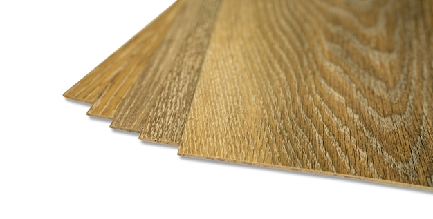 Vinyltegels voor interieurontwerp voor huisrenovatie. nieuwe houten patroon vinyltegel. vinyl vloermateriaal.