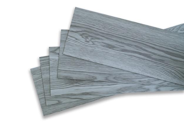 Vinyltegels voor interieurontwerp voor huisrenovatie.