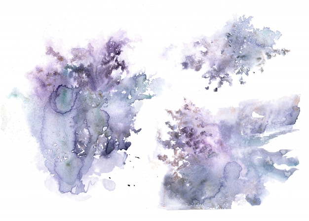 Violet abstracte achtergronden.