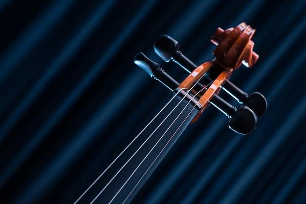 Viool. cello. klassieke muziek.