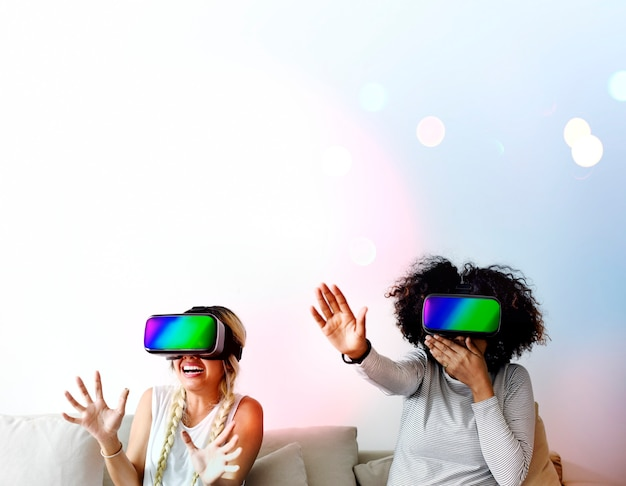 Virtual reality-gaming