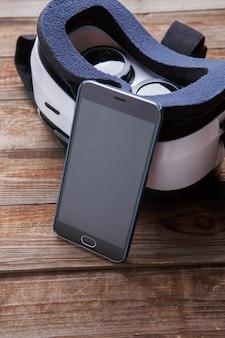 Virtuele vr-bril bril headset