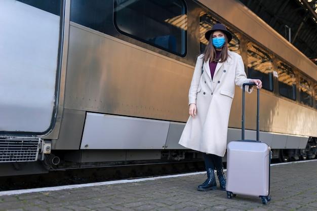 Viruspreventiemaatregelen in het openbaar vervoer