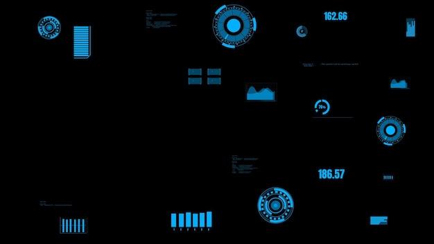 Visionair dashboard met branchegegevens dat de machinestatus weergeeft