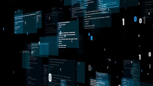 Visionair programmeren en coderen van toekomstige software