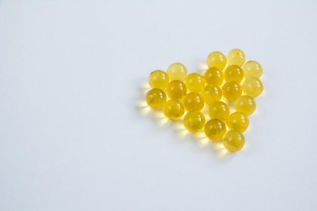 Visoliecapsules met omega