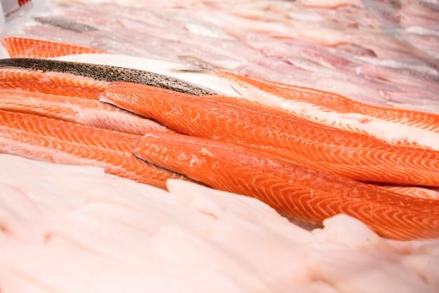 Vissenfilets