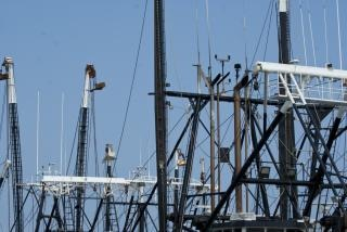 Vissersboot rigging