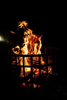 Visualisatie van kunstmatige vlammen