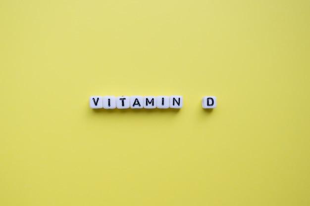 Vitamine d-woord
