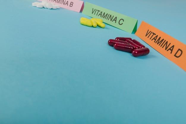 Vitaminepillen