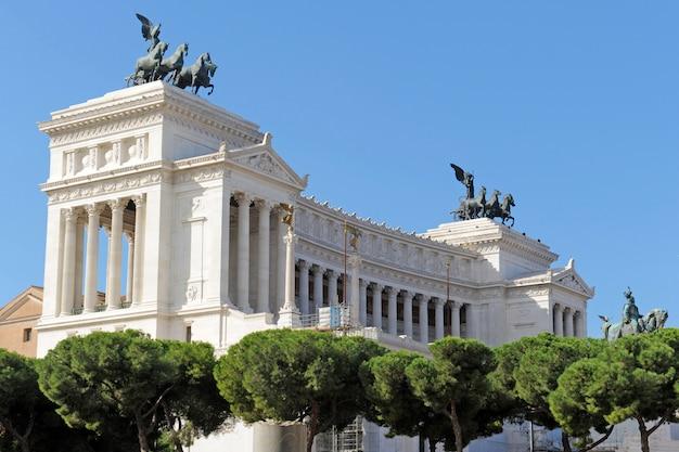 Vittoriano-monument