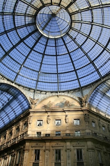 Vittorio emanuele ii milaan galerij