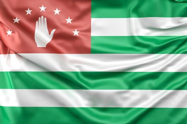 Vlag van abchazië