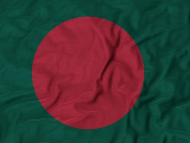 Vlag van bangladesh