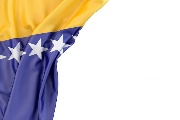 Vlag van bosnië en herzegovina