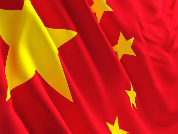 Vlag van china