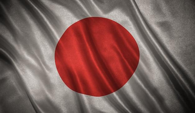 Vlag van de japan